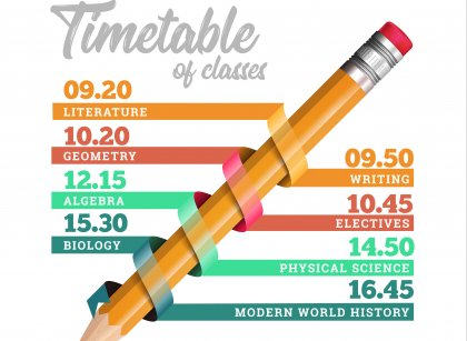 class timeable